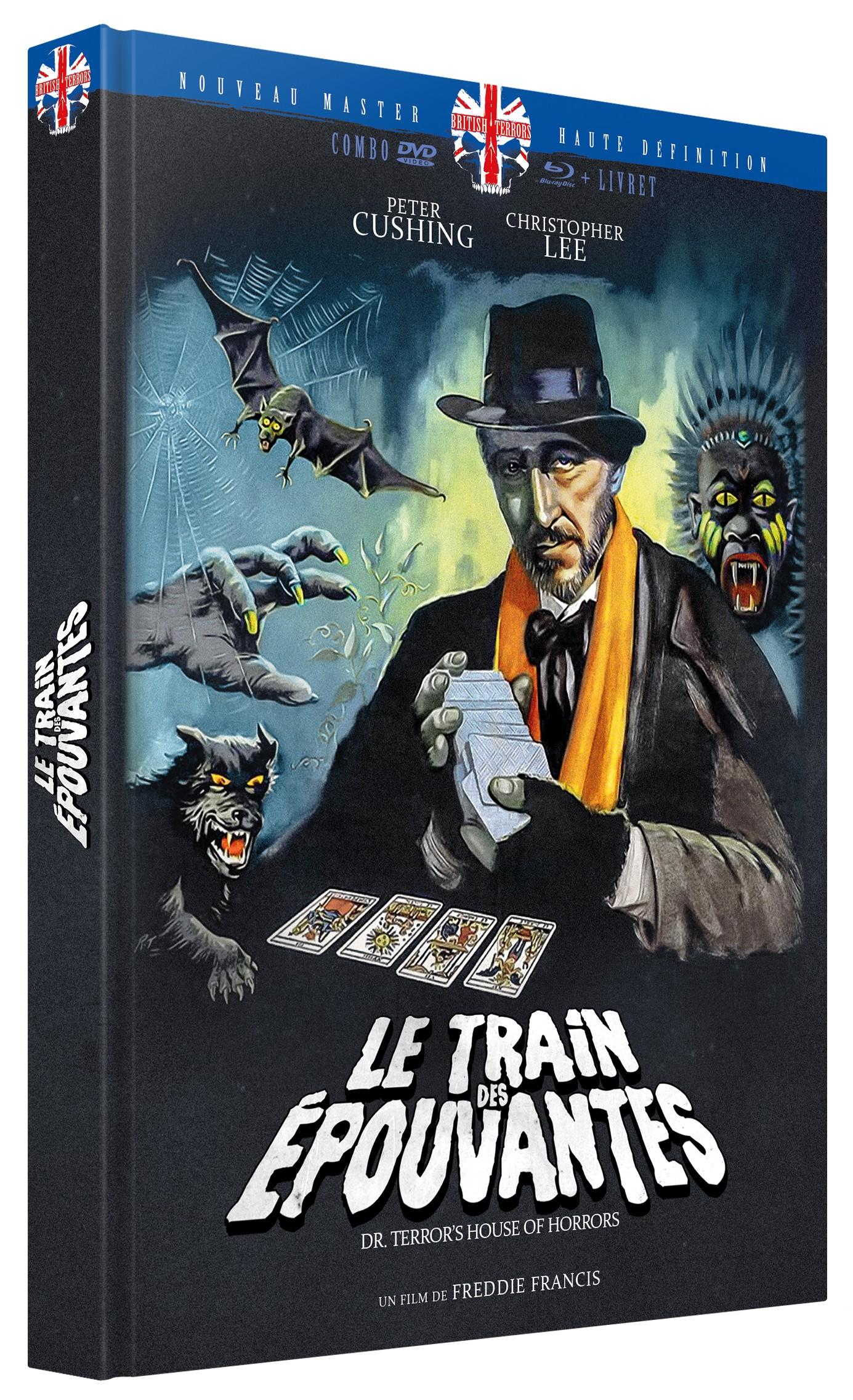 LE TRAIN DES EPOUVANTES