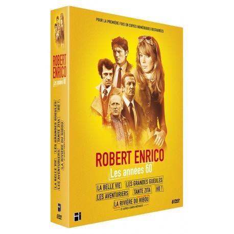 COFFRET ROBERT ENRICO, LES ANNEES 60