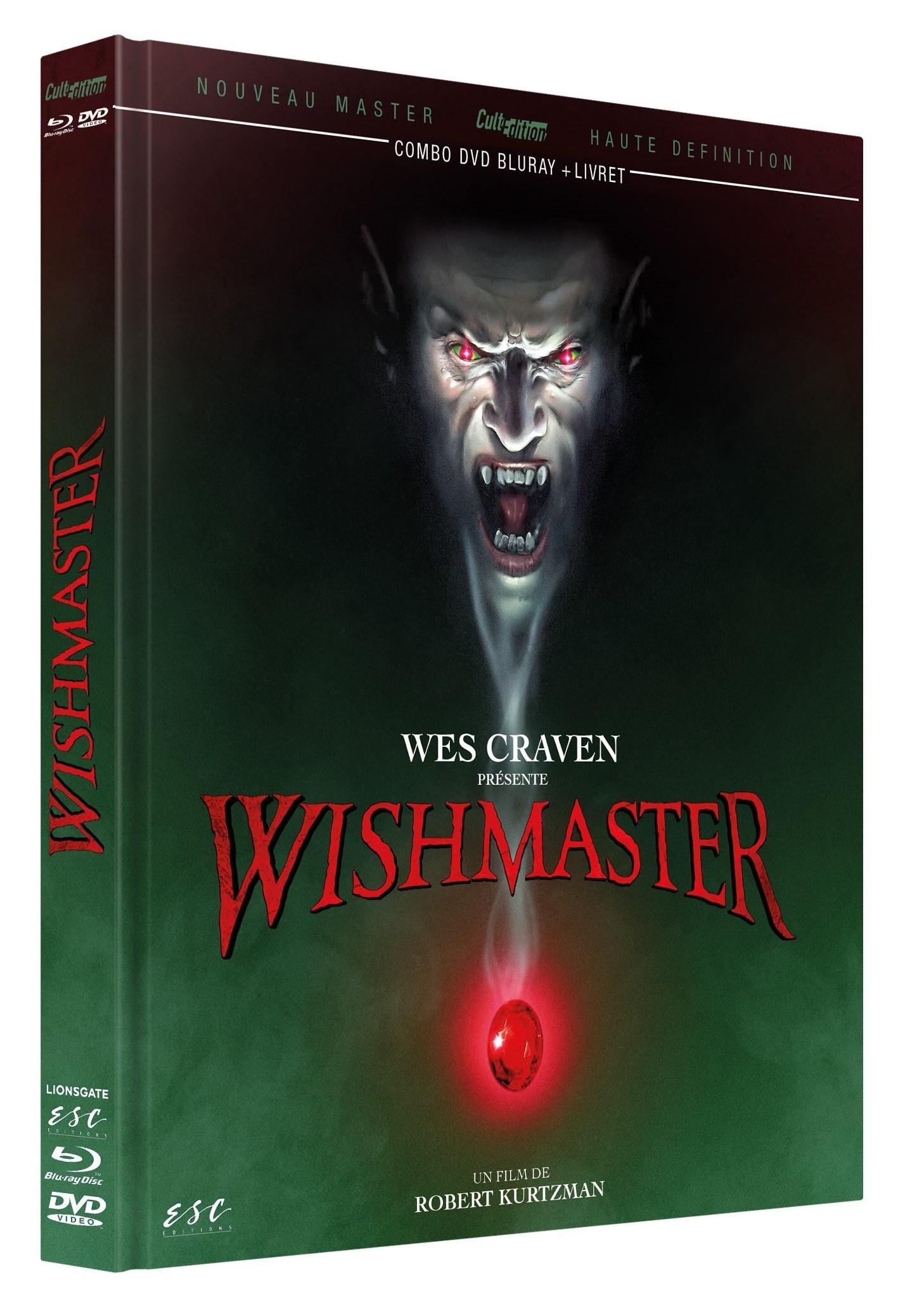 WISHMASTER - BRD