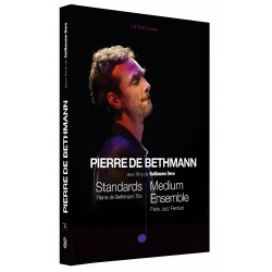 PIERRE DE BETHMANN - STANDARDS/MEDIUM ENSEMBLE - DVD