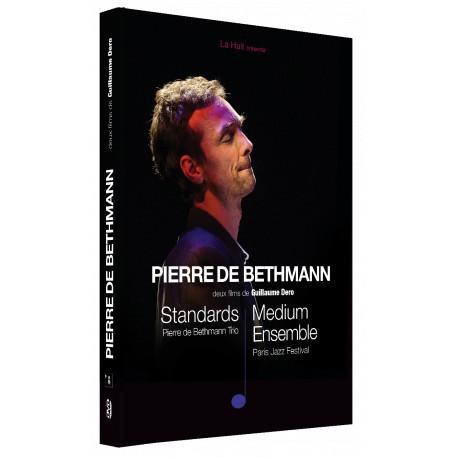 PIERRE DE BETHMANN - STANDARDS/MEDIUM ENSEMBLE - DVD