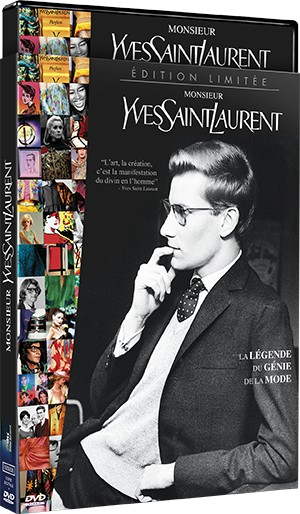 MONSIEUR YVES SAINT LAURENT