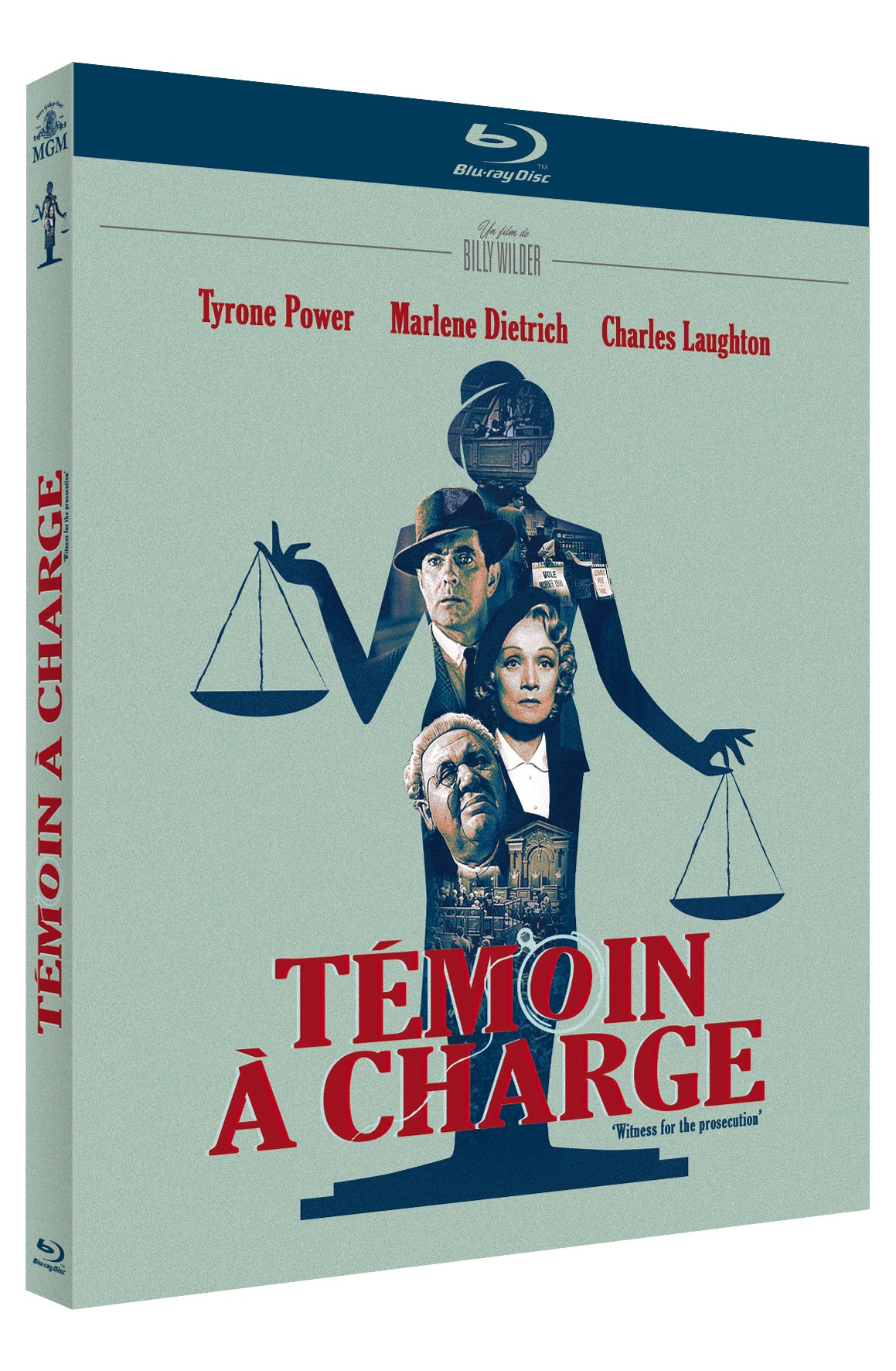 TEMOIN A CHARGE - BRD