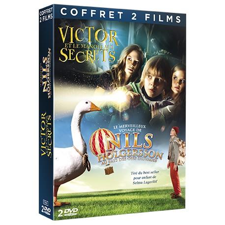 COFFRET - NILS / VICTOR