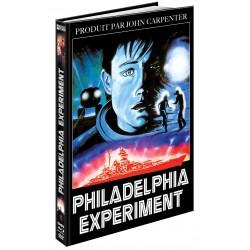 THE PHILADELPHIA EXPERIMENT - VISUEL ANNÉES 80 - COMBO