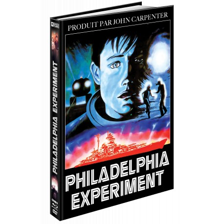 THE PHILADELPHIA EXPERIMENT - VISUEL ANNÉES 80
