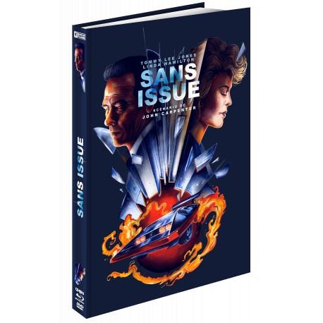 SANS ISSUE - VISUEL ANNÉES 80