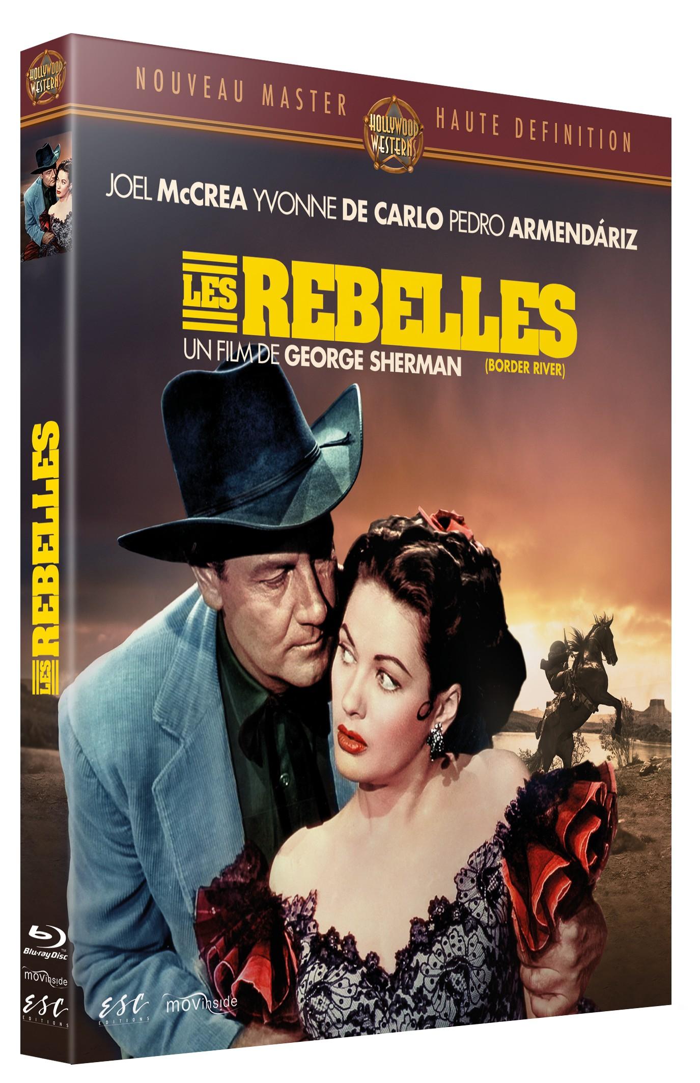 LES REBELLES (BORDER RIVER) - BRD