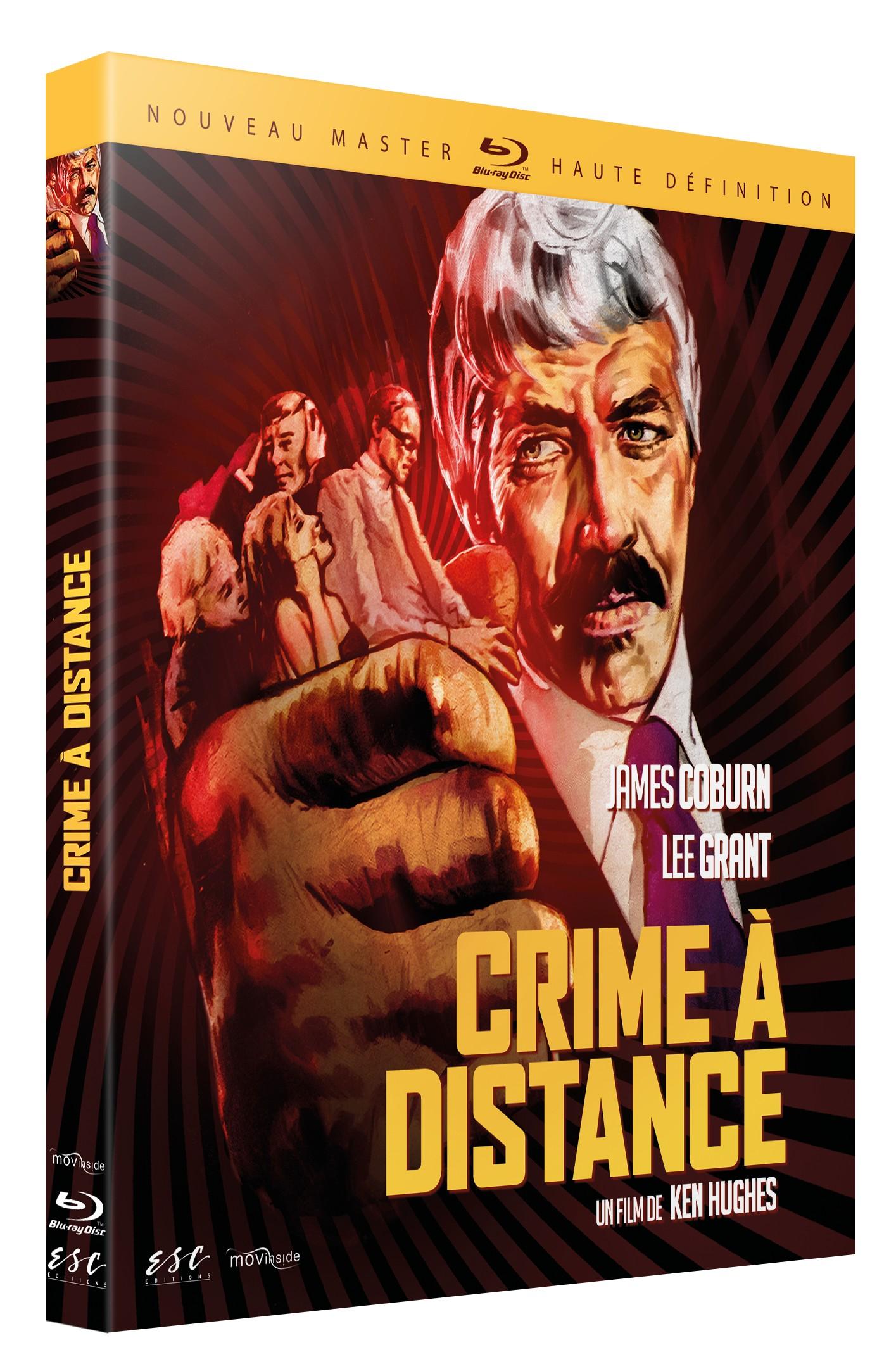 CRIME A DISTANCE - BRD