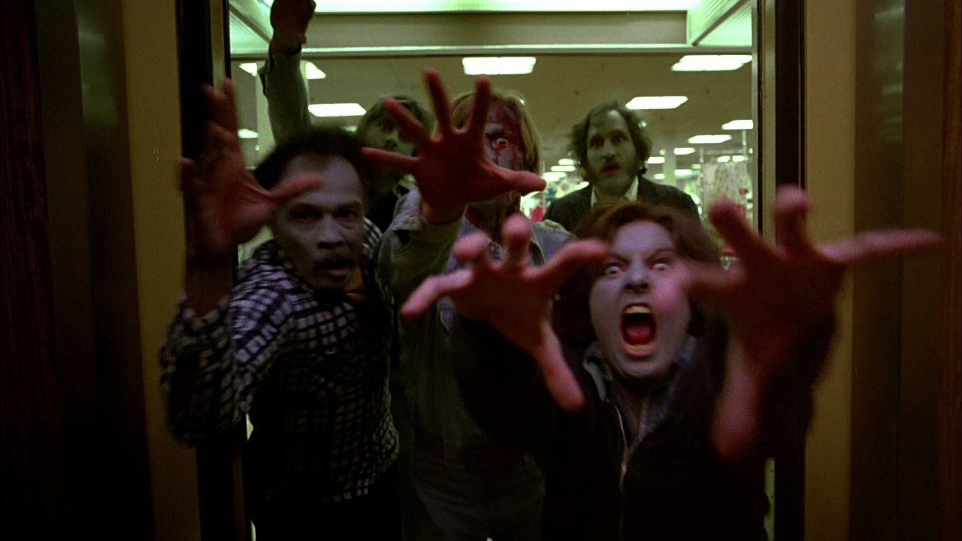 ZOMBIE - Dawn of the Dead - UHD 4K