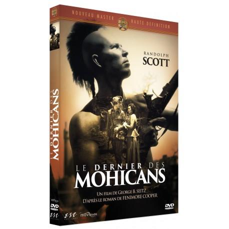 LE DERNIER DES MOHICANS / SAGAMORE LE MOHICAN