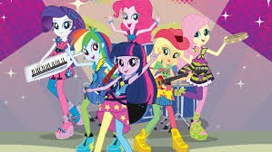 MY LITTLE PONY - EQUESTRIA GIRLS : HISTOIRES MAGIQUES