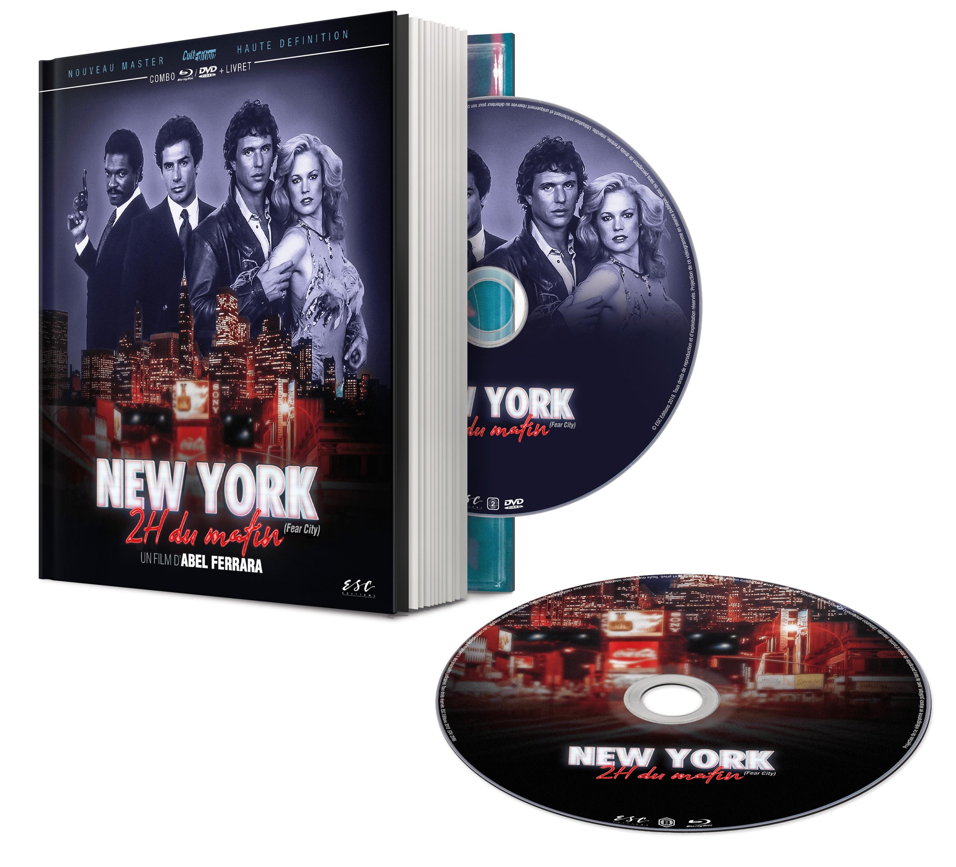 NEW YORK 2H00 DU MATIN - BRD