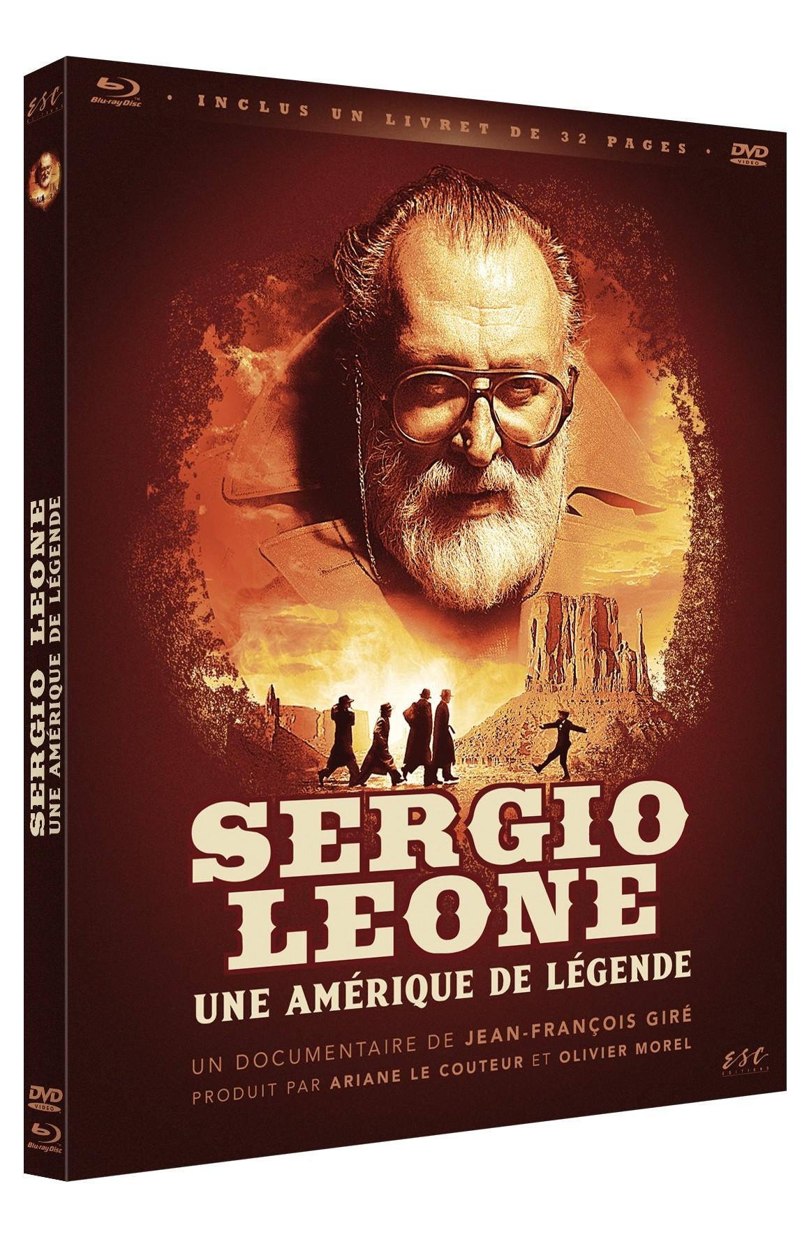 SERGIO LEONE, UNE AMERIQUE DE LEGENDE