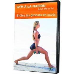 GYM A LA MAISON POUR ELLE ET LUI - BRULEZ LES GRAISSES EN EXCES