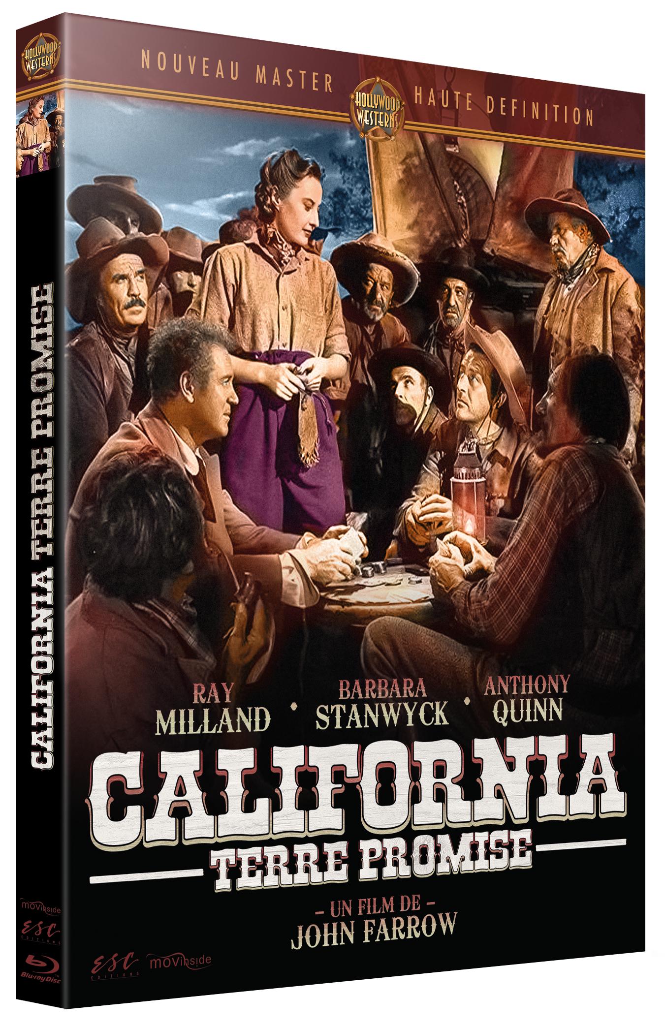 CALIFORNIA TERRE PROMISE - BRD