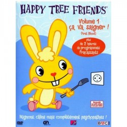 HAPPY TREE FRIENDS S1 VOL1