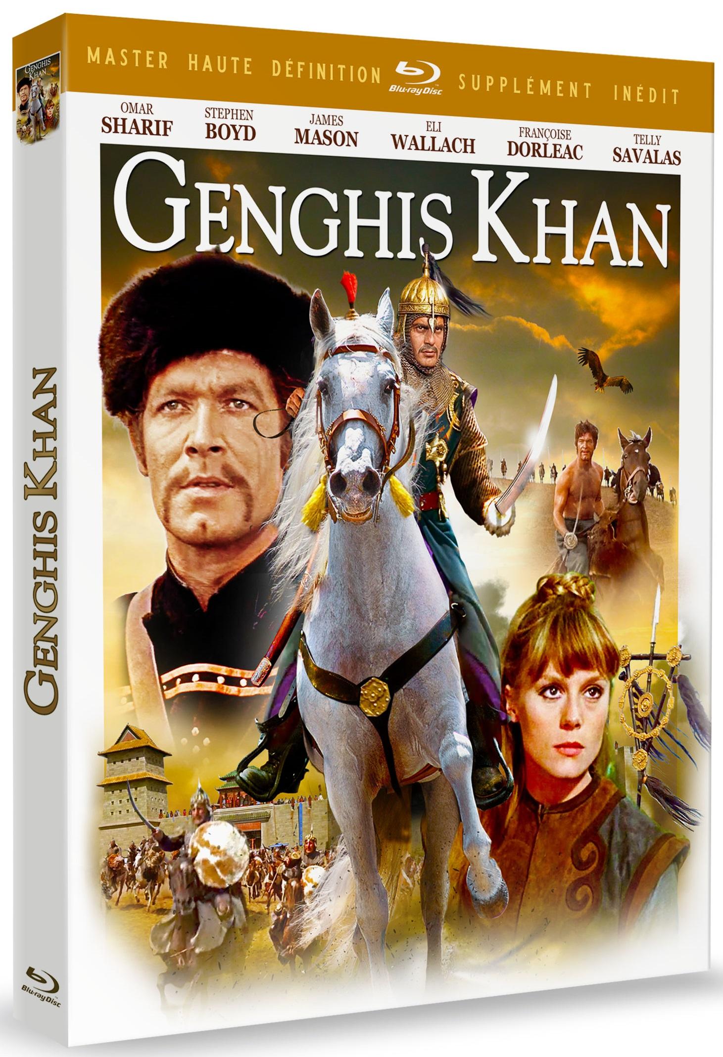 GENGHIS KHAN - BRD