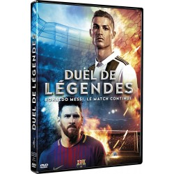 DUEL DE LEGENDES - RONALDO MESSI, LE MATCH CONTINUE