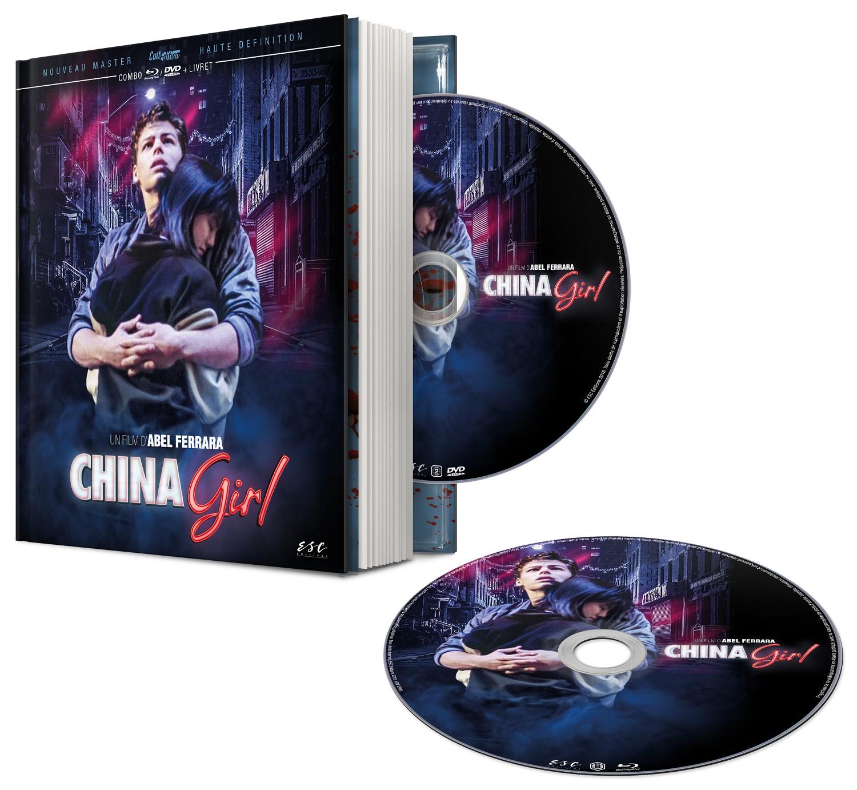 CHINA GIRL - BRD