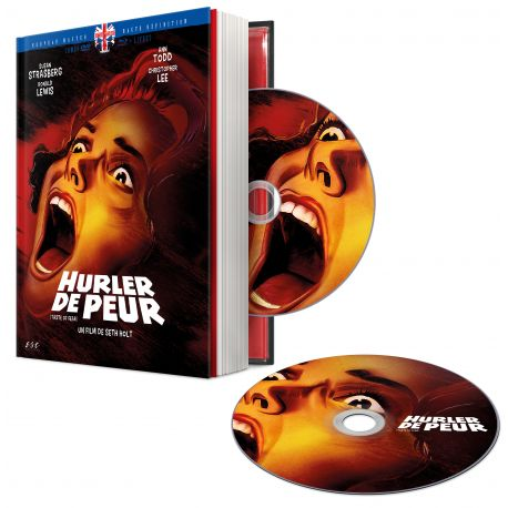 HURLER DE PEUR - BRD (VISUEL EN COURS DE CRÉATION)