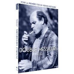 DOUBLE MESSIEURS - JEAN-FRANCOIS STEVENIN