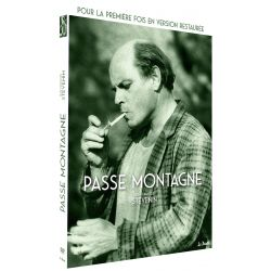 PASSE-MONTAGNE - JEAN-FRANCOIS STEVENIN