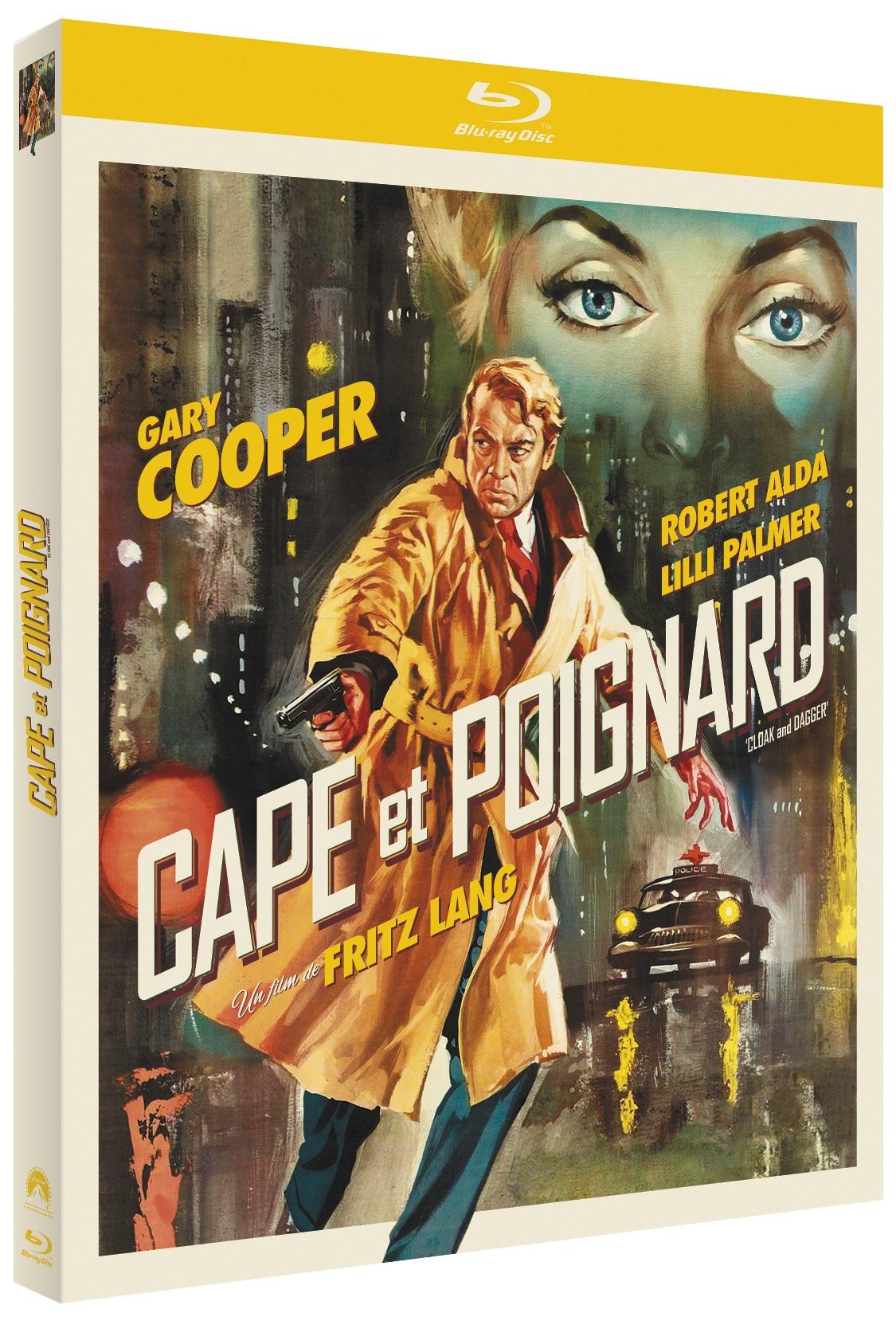 CAPE ET POIGNARD - BRD