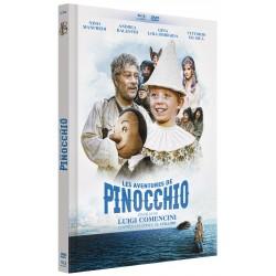 LES AVENTURES DE PINOCCHIO - DVD + BRD