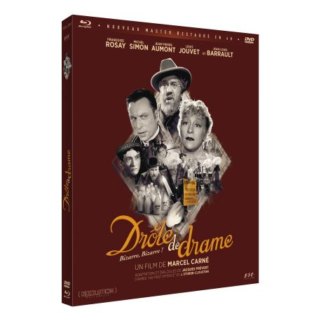 DROLE DE DRAME - EDITION  COLLECTOR DVD + BRD