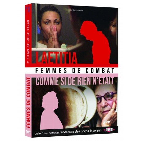 FEMMES DE COMBAT! LAETITIA + COMME SI DE RIEN N'ÉTAIT