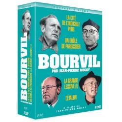 BOURVIL - COFFRET 4 DVD