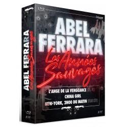 ABEL FERRARA - COFFRET 3 BRD