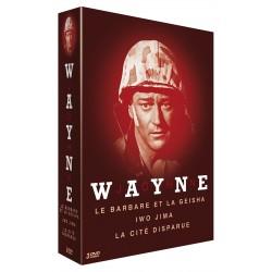JOHN WAYNE - COFFRET 3 DVD