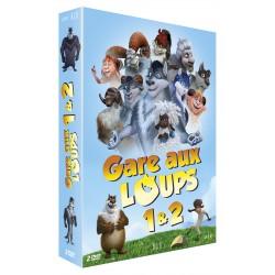 GARE AUX LOUPS 1 & 2 - COFFRET 2 DVD