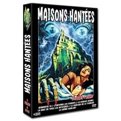 MAISONS HANTEES - COFFRET 3 DVD