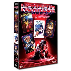 HORROR COLLECTION - COFFRET 4 DVD