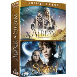ALBION ET STORM - COFFRET 2 DVD