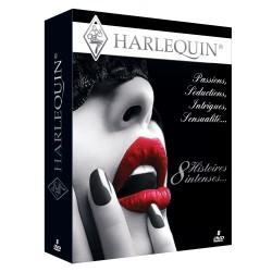 HARLEQUIN - COFFRET 8 DVD