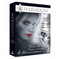 HARLEQUIN - COFFRET 4 DVD