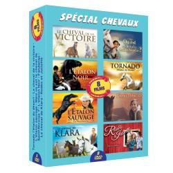 CHEVAUX  SPECIAL NOEL - COFFRET 8 DVD