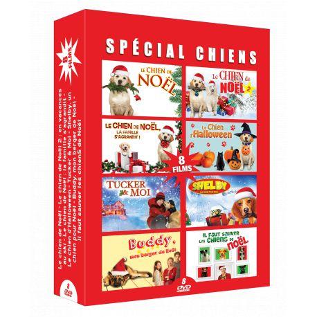 CHIEN SPECIAL NOËL - COFFRET 8 DVD