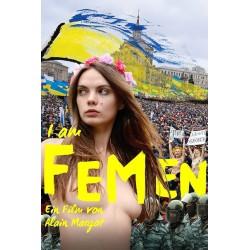 JE SUIS FEMEN (VERS ALLEMANDE)