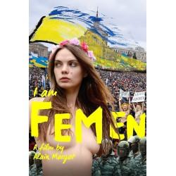 JE SUIS FEMEN (VERS BRITANIQUE)