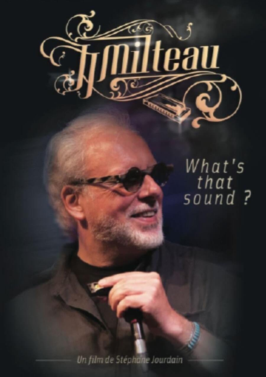 JEAN-JACQUES MILTEAU - WHAT'S THAT SOUND ?