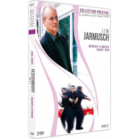 JIM JARMUSCH - COFFRET 2 DVD
