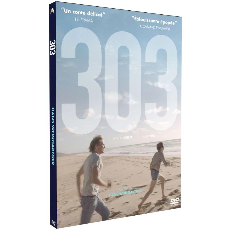 dvd du film 303