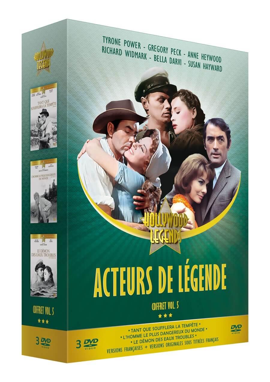 ACTEURS DE LEGENDE VOL. 5