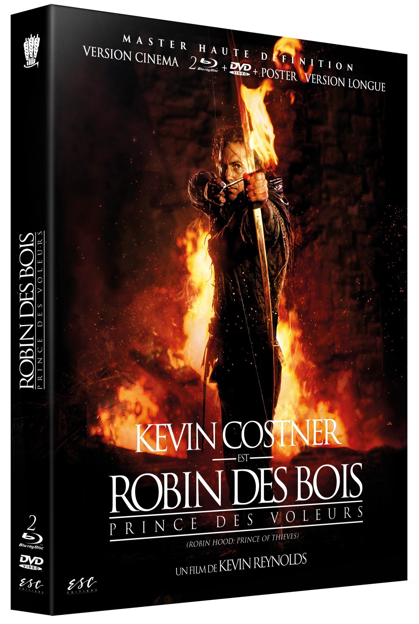 ROBIN DES BOIS, PRINCE DES VOLEURS - BRD