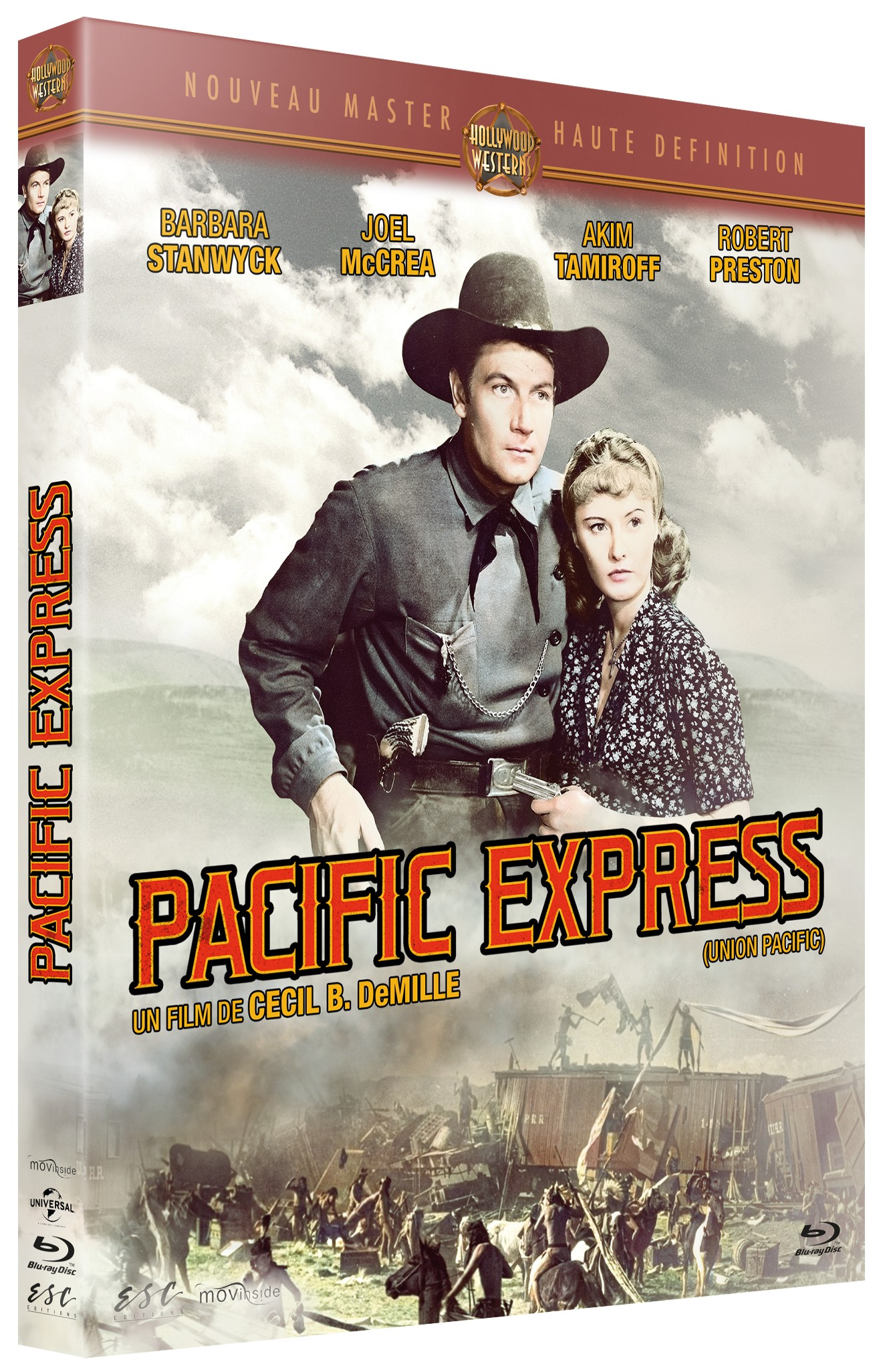 PACIFIC EXPRESS -BRD